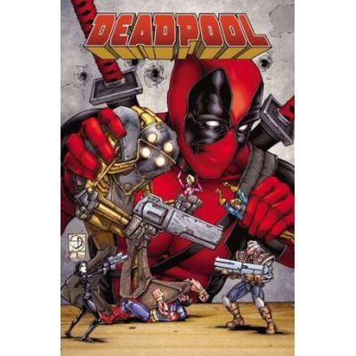 Deadpool Minibus 2 - Peter David, Duane Swierczynski, Gerry Duggan