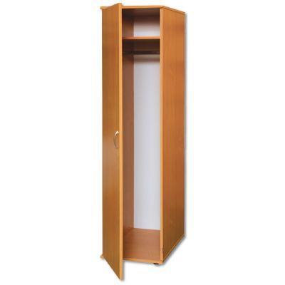 Dulap vertical cu 1 usa si bara pentru umerase (MBDUA0669)
