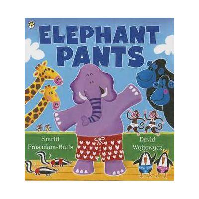 Elephant Pants - Smriti Prasadam-Halls