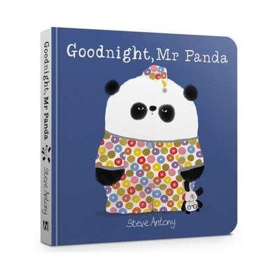 Goodnight, Mr Panda Board Book - Steve Antony
