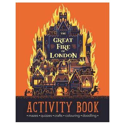 Great Fire of London Activity Book - Sally Jane Morgan