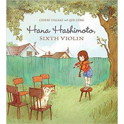 Hana Hashimoto: Sixth Violin - Chieri Uegaki