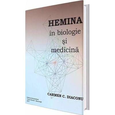 Hemina in biologie si medicina - Carmen C. Diaconu