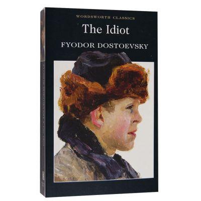Idiot - Fyodor Dostoevsky