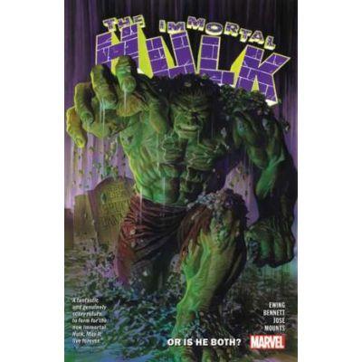 Immortal Hulk Vol. 1: Or Is He Both? - Al Ewing