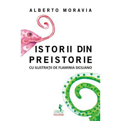 Istorii din Preistorie - Alberto Moravia