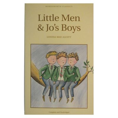 Little Men & Jo's Boys - Louisa May Alcott