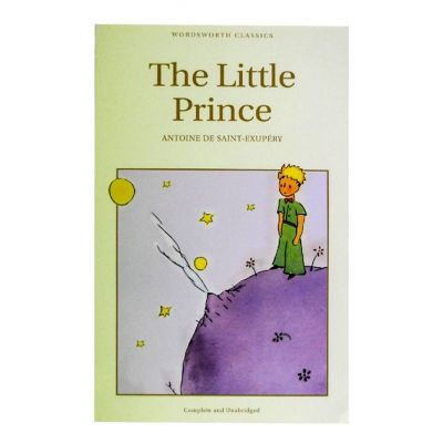 Little Prince - Antoine Saint-Exupery