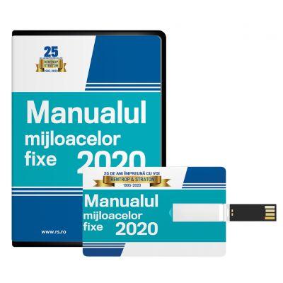 Manualul mijloacelor fixe 2020