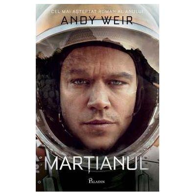 Martianul - Andy Weir (Editie brosata)