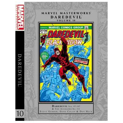 Marvel Masterworks: Daredevil Vol. 10 - Chris Claremont, Gerry Conway