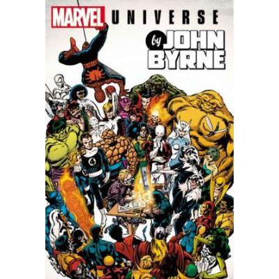 Marvel Universe By John Byrne Omnibus - Chris Claremont, Bill Mantlo, John Byrne