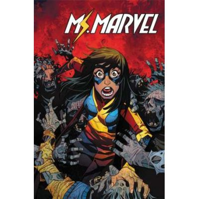Ms. Marvel By Saladin Ahmed Vol. 2: Stormranger - Saladin Ahmed