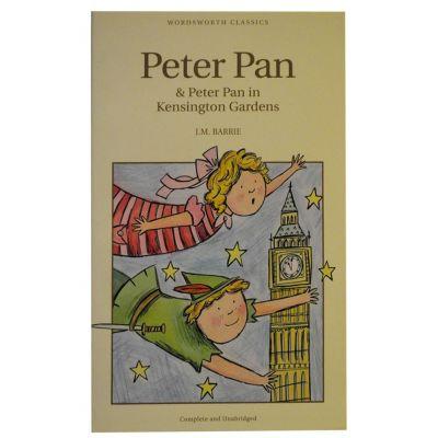 Peter Pan & Peter Pan In Kensington Gardens - J. M. Barrie