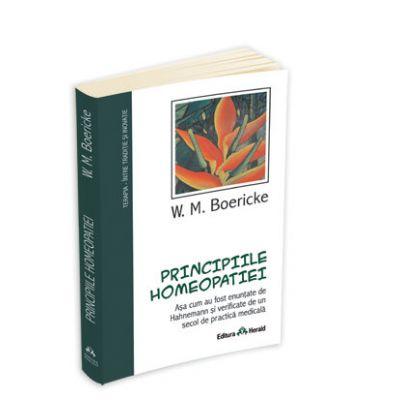 Principiile Homeopatiei - William Boericke