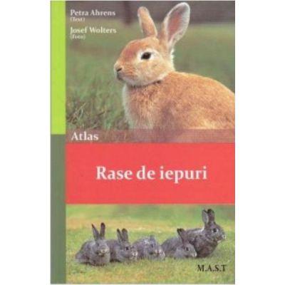 Rase de iepuri - Petra Ahrens