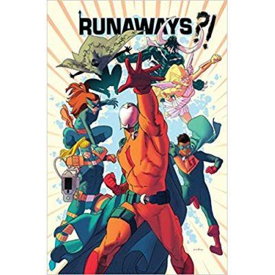 Runaways By Rainbow Rowell Vol. 5: Cannon Fodder - Rainbow Rowell