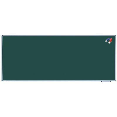 Tabla scolara magnetica, monobloc verde 2200X1200 (TSMVE220)