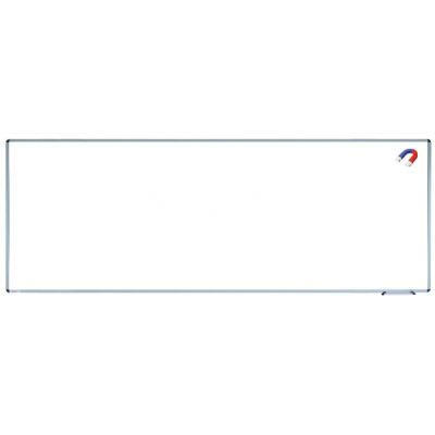 Tabla scolara monobloc alba 2400x1200 mm (TSMAE240)