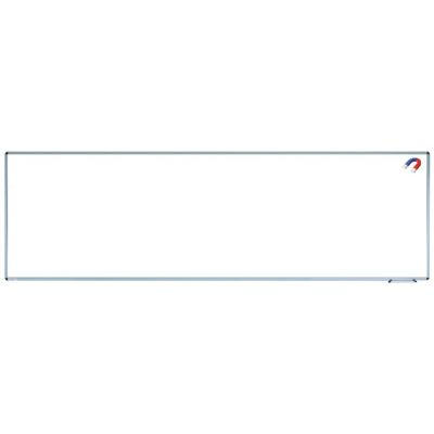 Tabla scolara monobloc alba 4000x1200 mm (TSMAE400)
