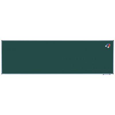 Tabla scolara verde, metalo-ceramica, 4000x1200mm (TSMVE400)