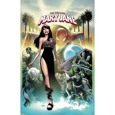The Amazing Mary Jane - Leah Williams