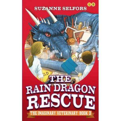 The Rain Dragon Rescue - Suzanne Selfors