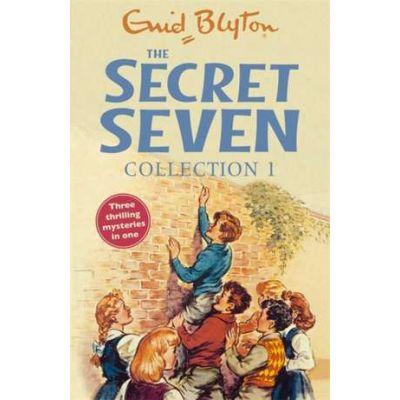The Secret Seven Collection 1 - Enid Blyton