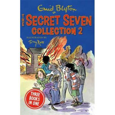 The Secret Seven Collection 2 - Enid Blyton
