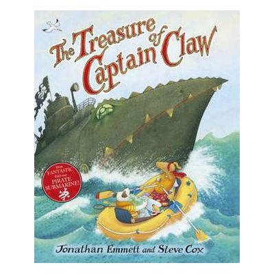 The Treasure of Captain Claw - Jonathan Emmett