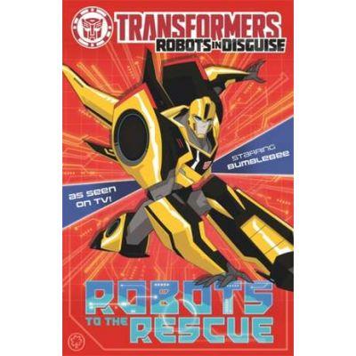 Transformers: Robots to the Rescue - John Sazaklis