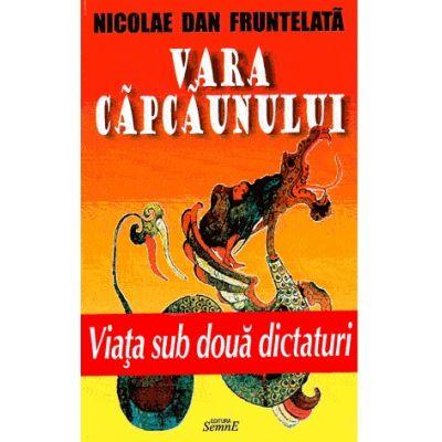 Vara Capcaunului - Nicolae Dan Fruntelata