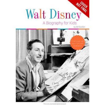 Walt Disney: Drawn From Imagination - Bill Scollon