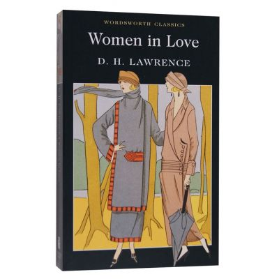 Women in Love - D. H. Lawrence
