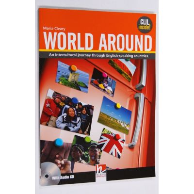 World Around, Student`s Book - Maria Cleary