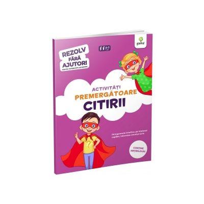 Activitati premergatoare citirii, 4-6 ani