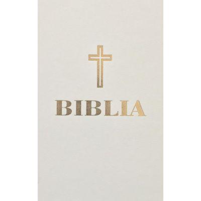 Biblia, format 053, alba