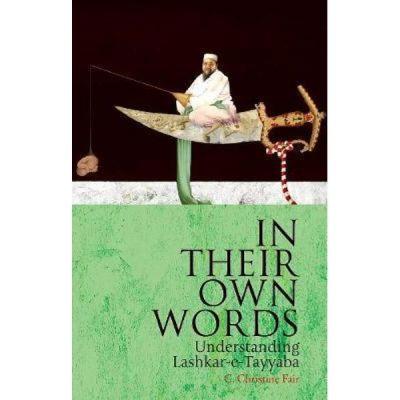 In Their Own Words - Christine Fair