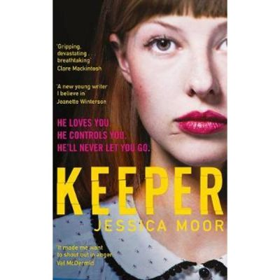 Keeper - Jessica Moor