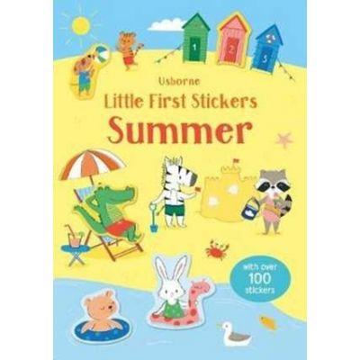 Little First Stickers Summer (Little First Stickers)