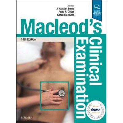 Macleod's Clinical Examination - J. Alastair Innes, Anna R Dover, Karen Fairhurst