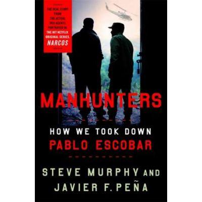 Manhunters - Javier F. Pena