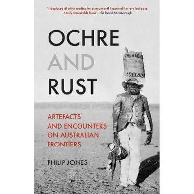 Ochre and Rust - Philip Jones
