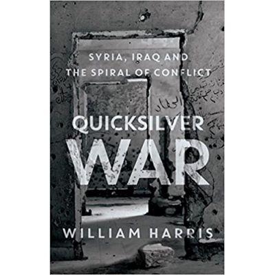 Quicksilver War - William Harris
