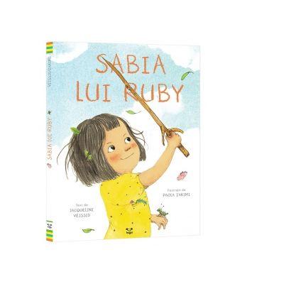 Sabia lui Ruby - Jacqueline Veissid