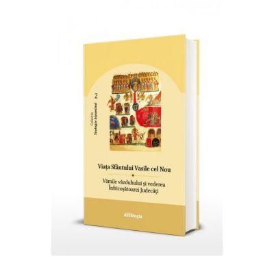 Viata Sfantului Vasile cel Nou. Vamile vazduhului si vederea Infricosatoarei Judecati