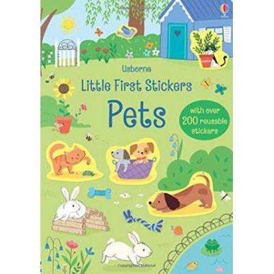 Watson, H: Little First Stickers Pets (Little First Stickers) - Hannah Watson