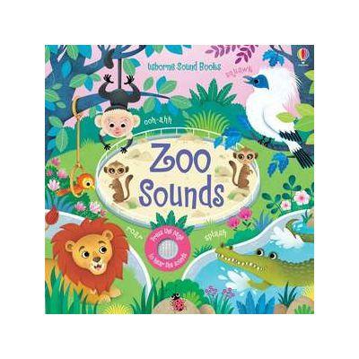 Zoo Sounds (Carti Usborne Sounds) - Sam Taplin