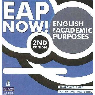 EAP Now! Audio CD, 2nd Edition - Kathy Cox, David Hill
