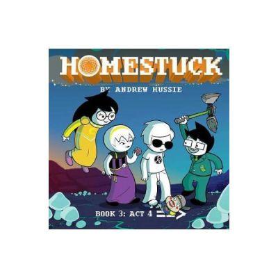 Homestuck - Andrew Hussie
